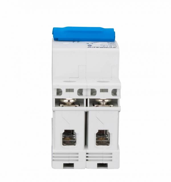 Miniature Circuit Breaker (MCB) AMPARO 6kA, C 6A, 2-pole