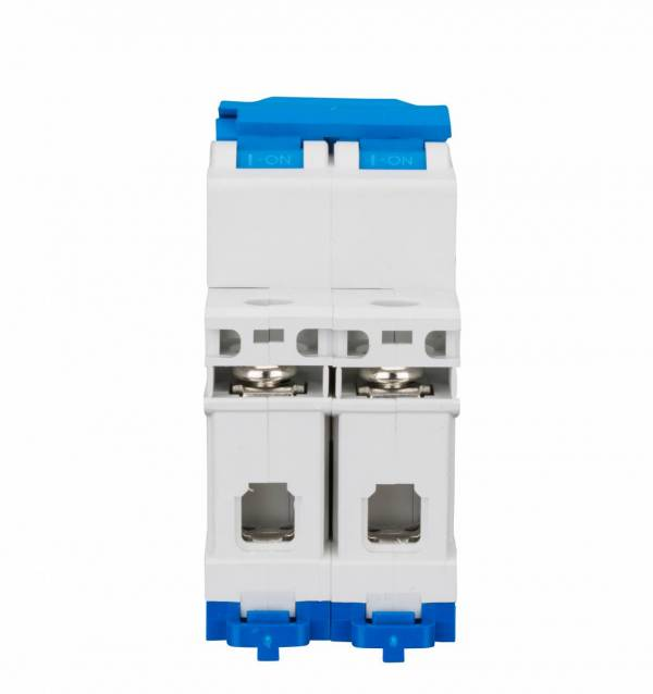 Miniature Circuit Breaker (MCB) AMPARO 6kA, C 16A, 2-pole