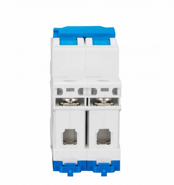Miniature Circuit Breaker (MCB) AMPARO 6kA, C 32A, 2-pole