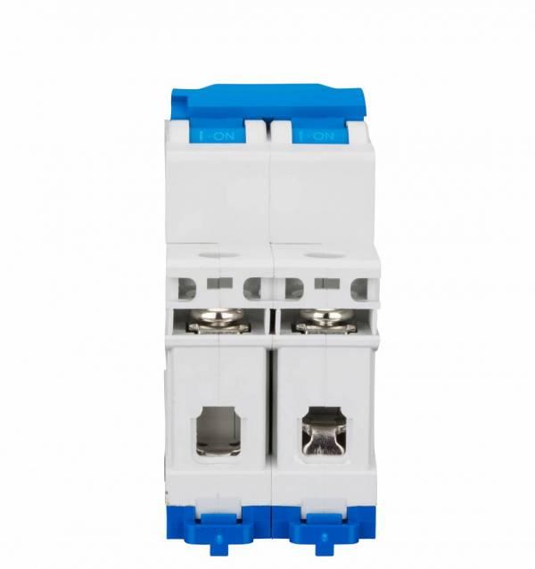 Miniature Circuit Breaker (MCB) AMPARO 6kA, C 40A, 2-pole