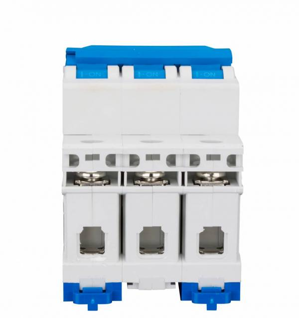 Miniature Circuit Breaker (MCB) AMPARO 6kA, C 40A, 3-pole