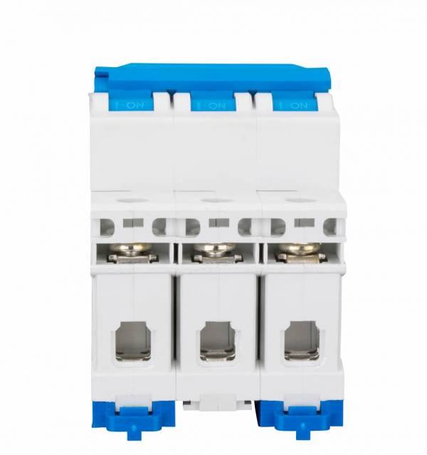 Miniature Circuit Breaker (MCB) AMPARO 6kA, C 50A, 3-pole