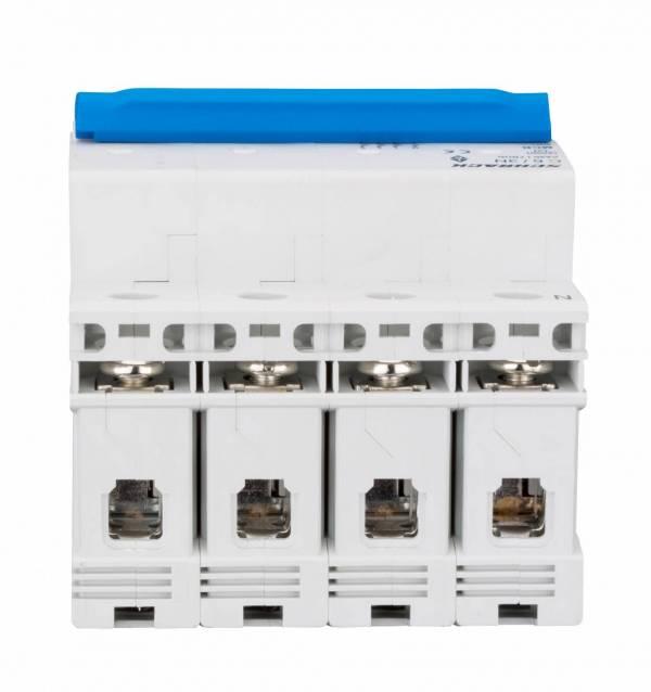 Miniature Circuit Breaker (MCB) AMPARO 6kA, C 6A, 3+N