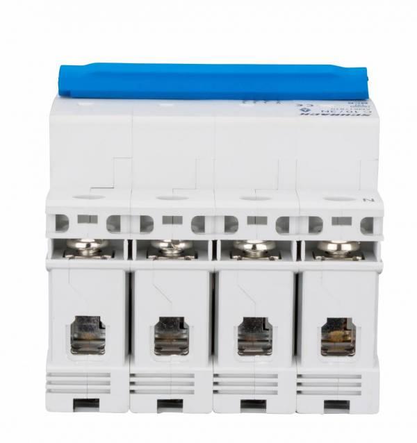 Miniature Circuit Breaker (MCB) AMPARO 6kA, C 10A, 3+N