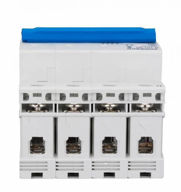 Miniature Circuit Breaker (MCB) AMPARO 6kA, B 10A, 3+N