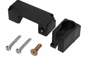 Adapter for half cylinder locks DIN18252