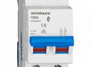 Main Load-Break Switch (Isolator) 100A, 2-pole
