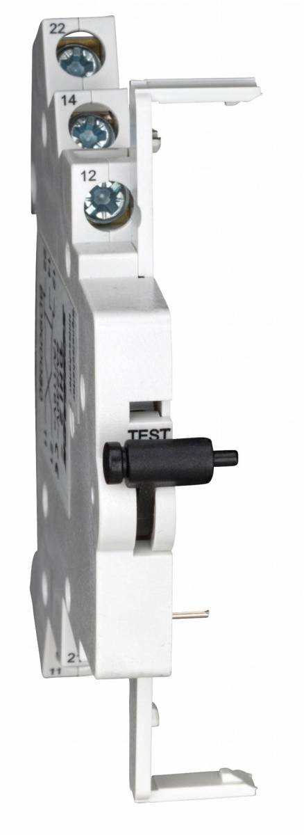Auxiliary/Trip Signal Contact, 1CO, for RCCB 125A