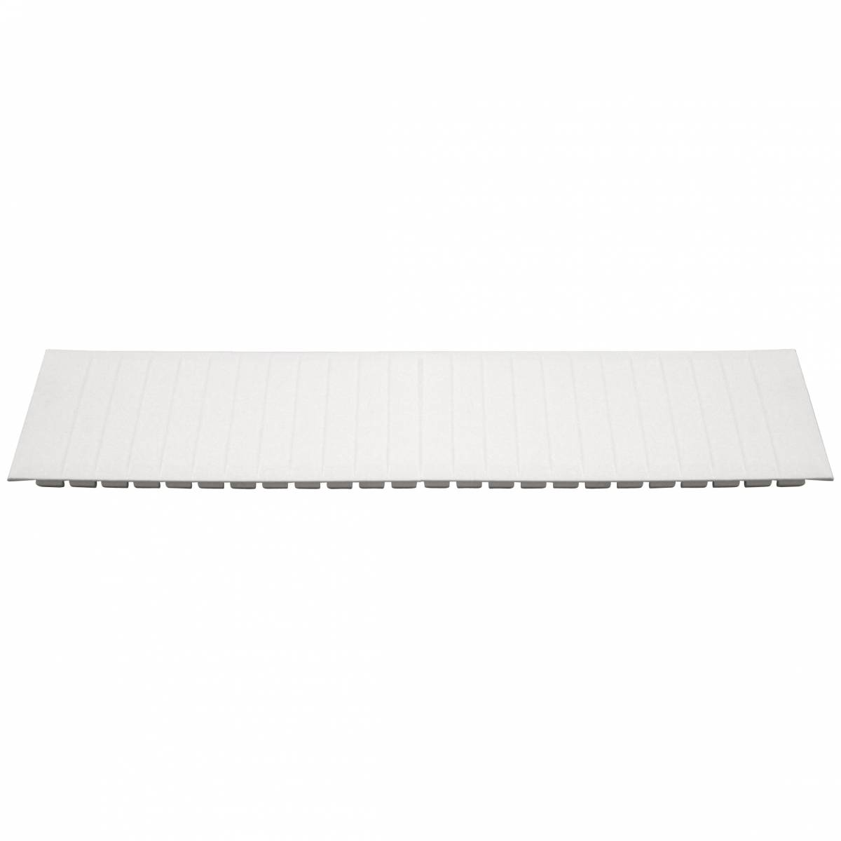 Blank cover, 12 MW, white