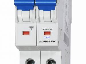 Miniature Circuit Breaker (MCB) C0,5/2, 10kA
