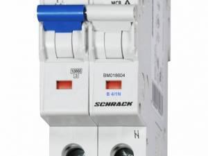 Miniature Circuit Breaker (MCB) B 4/1+N, 10kA