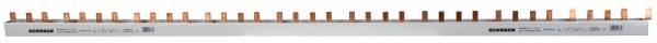 TYTAN Busbar Pin Version 30mm² / MW=27mm, 4 pole, 1m