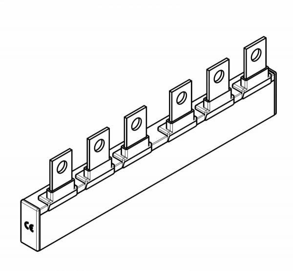 ARROW II-busbar 2x00 3P fuse switch