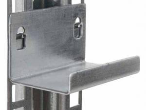"""19"""" Shelf holder set for middle 19""""-rails of enclosures"""