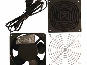 Fan(1x), Cable w. On/Off-Switch,Filter+Grille f. DWxx6050/60