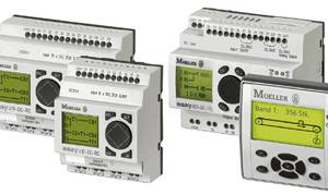 EASY719ACRC-240VAC,control relay,12IN-dig, 6OUT-relays,clock
