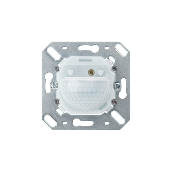Motion detector for wall mounting, 180°, Ø16m, IP40