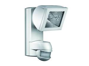 AF150/200i floodlight+detector f.remote control 150W IP44 WS