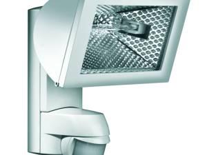 AF300/200i floodlight+detector f.remote control 300W IP44 WS