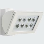 AF S 300 LED 3000°K, Floodlight, 8 LEDs, 24 Watt, white