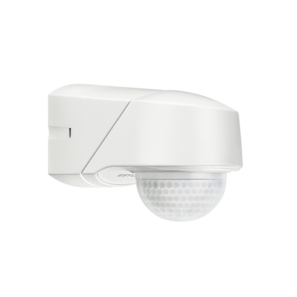 RC 230i IR motion detector,wall/ceiling mounting, IP54 white