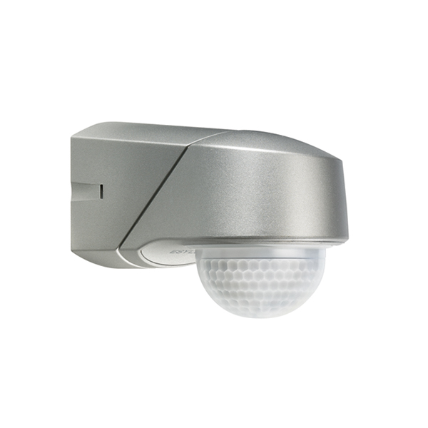 RC 230i IR motion detector,wall/ceiling mounting,IP54 silver