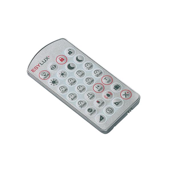 MOBIL-RCI universal Service-remote control, silver