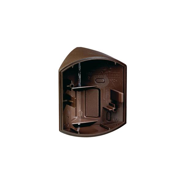 RC Corner bracket braun for motion detector RCI serie