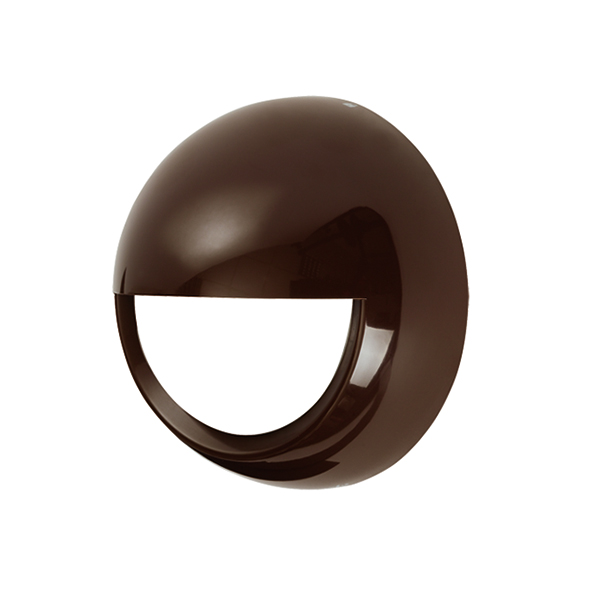 MD-W cover plate brown for motion detector MD-W200i