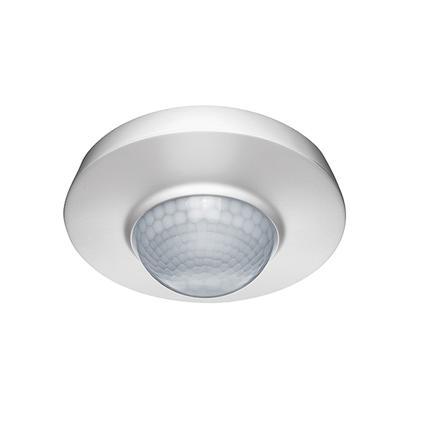 MD 360i/24 UP-ceiling-mounted-motion detector IR Ø 24m,white