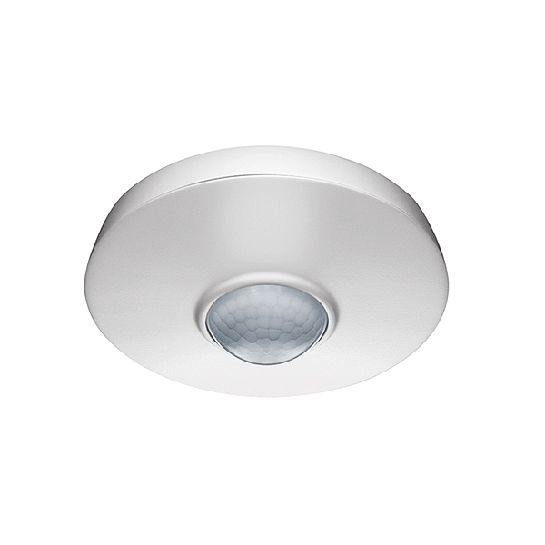 MD 360/8 UP-ceiling-mounted-motion detector Ø 8m, white
