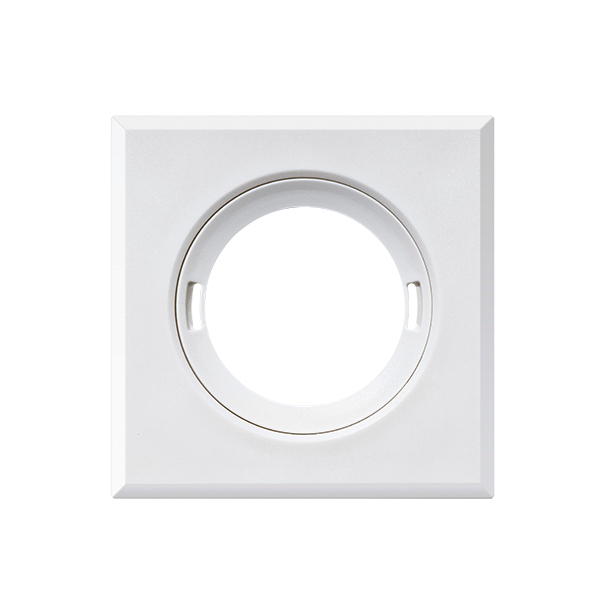 Cover for presence and motion detectors, square