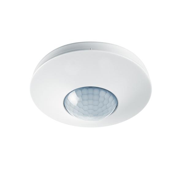 MD-C360i/8 MIC white Decken-motion detector, IR 360° UP Ø 8m