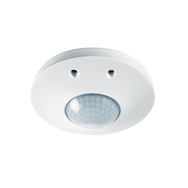 KNX-presence detector for ceiling mounting, 360°, Ø8m, IP20