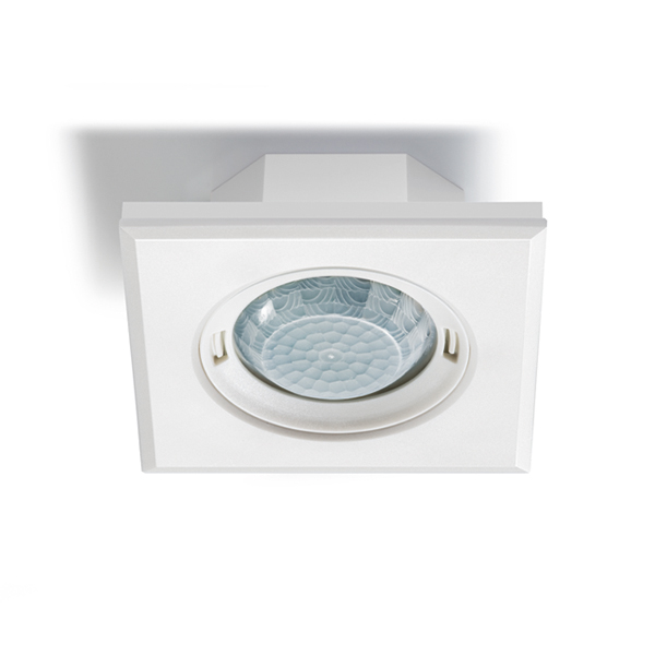 DALI-motion detector for ceiling mounting, 360°, Ø8m, IP20