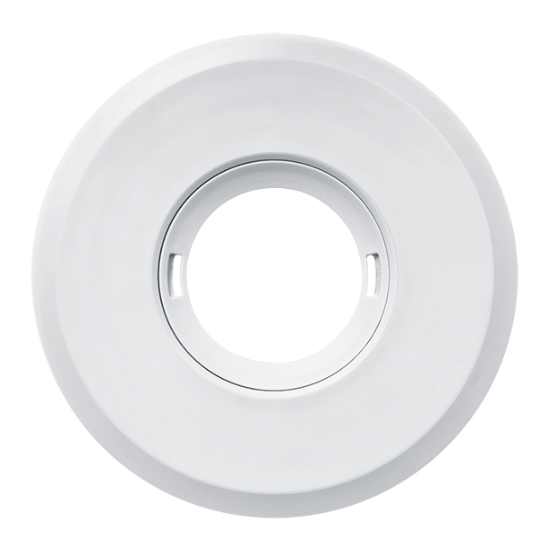Cover for presence and motion detectors, round, white