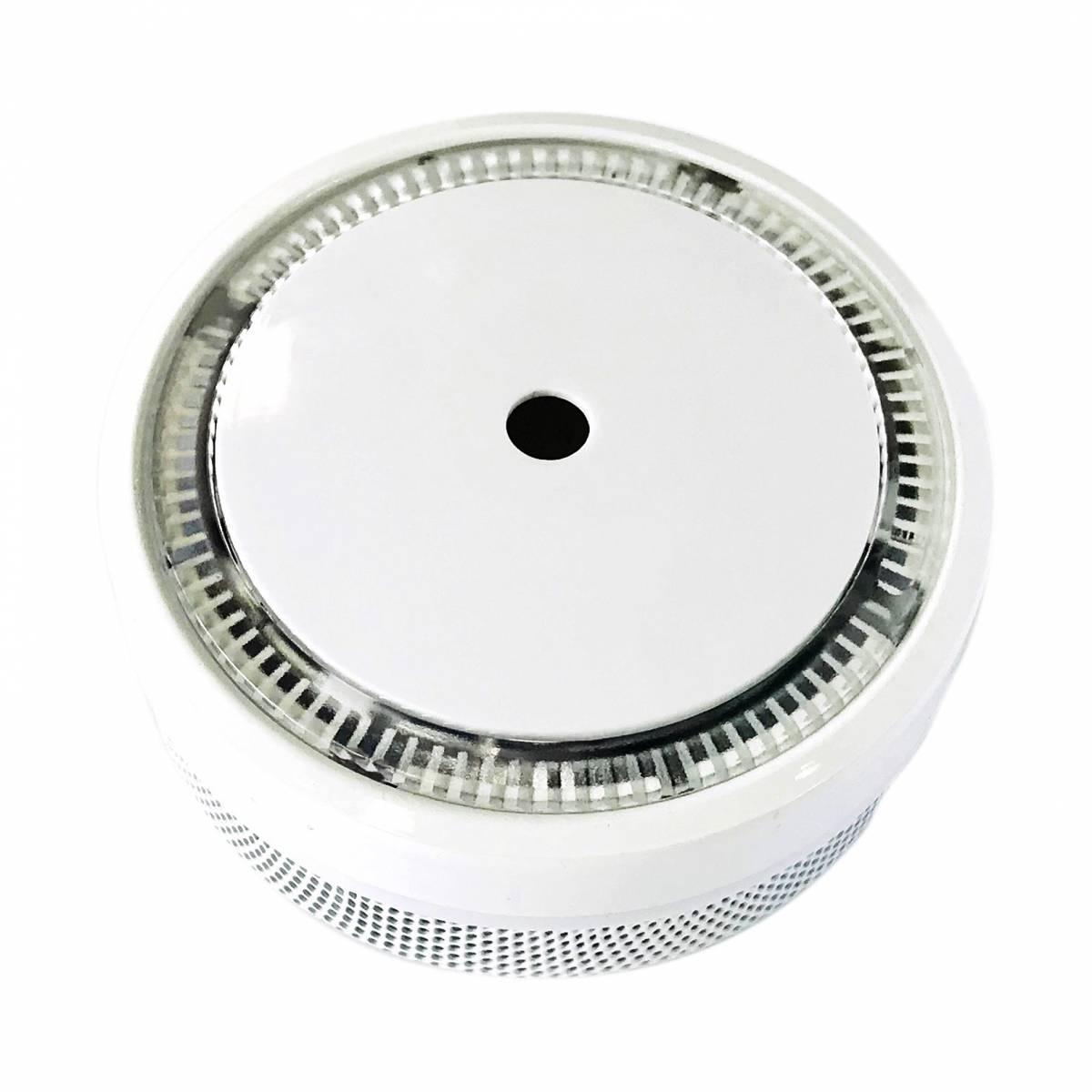 CYRUS Mini-Deluxe 10-years smoke detector, white