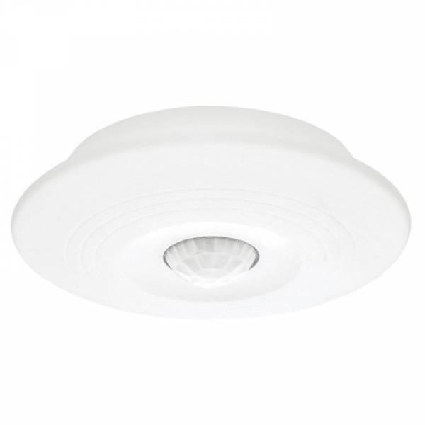 Motus MS-D 360°, Ø 9m, IP20, white, suitable for LED
