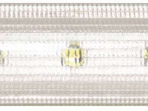 LED-accu light for flush mount, 6h, 250V, 1,5W, NiMh, 7M