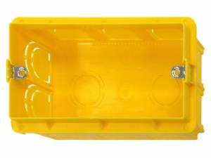 Flush mount box, 4M
