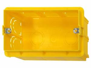 Flush mount box deep, 4M