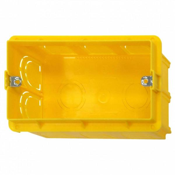 Flush mount box deep, 4M