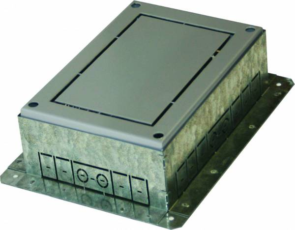 Installation box for MT 7 ET108001--, 270x360x95-125mm