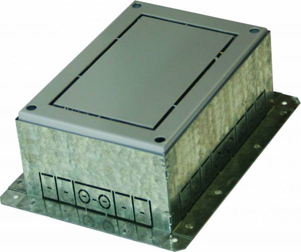 Installation box for MT 7 ET108002--, 270x360x120-150mm
