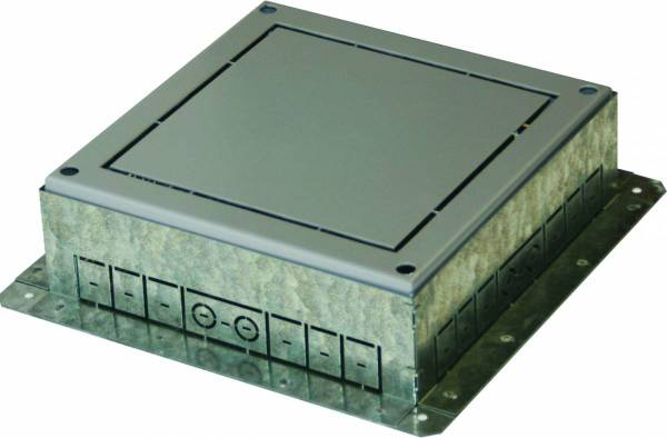 Installation box for MT 14 ET108003--, 360x360x95-125mm
