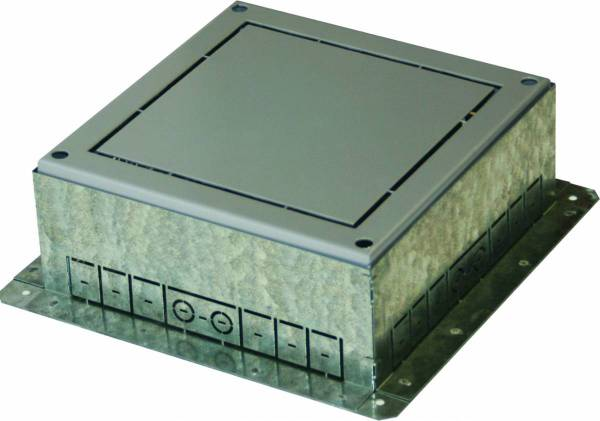 Installation box for MT 14 ET108004--, 360x360x120-150mm