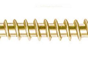 Chipboard screw, countersunk, SCR-CS-WO-Z1-(A2L)-3x30mm