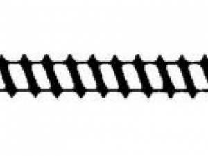 Chipboard screw, panhead, SCR-PANHD-WO-Z2-(A2K)-4x40mm