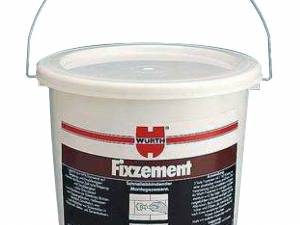 Assembly mortar, quick-curing, fixing cement-5kg