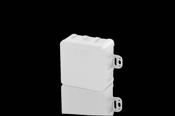 Damp area junction boxes IP54 with press-out membranes